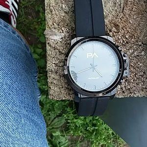 Pathology wristwatch